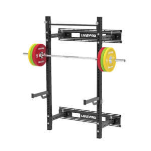 LivePro Folding Squat Rack Product Image