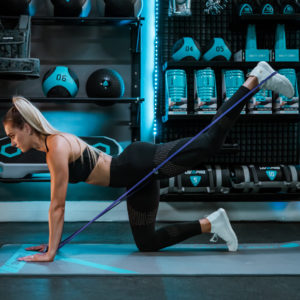 LivePro Resistance Exercise Bands Gallery Image 2