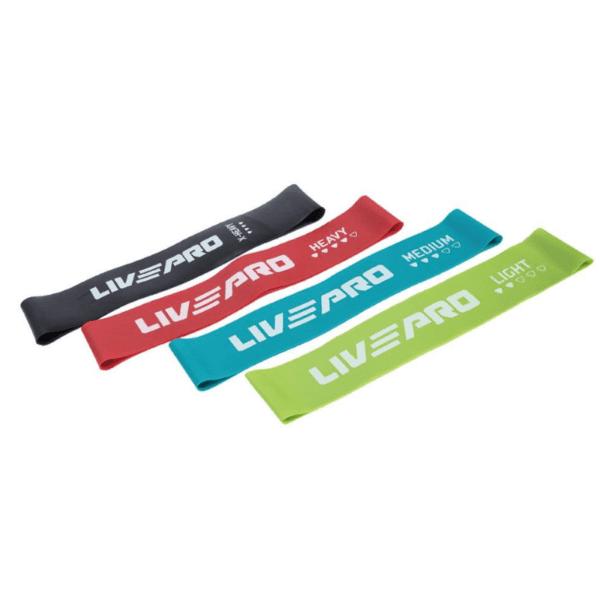 LivePro Resistance Loop Bands Set Product Image