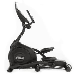 Sole Fitness E25 Home Use Elliptical Image 3