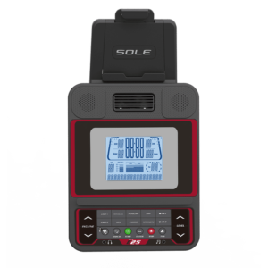Sole Fitness E25 Home Use Elliptical Image 4
