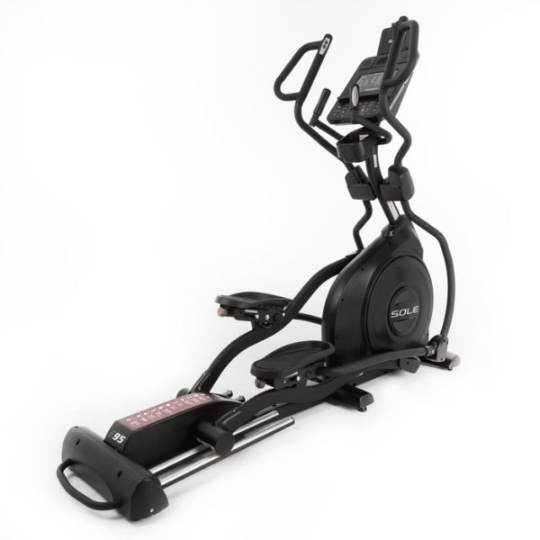 Sole Fitness E95 Light Commercial Elliptical Product Image