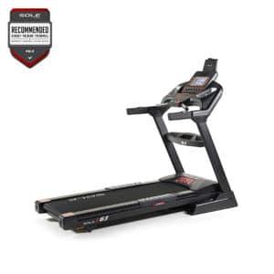 Sole Fitness F63 Folding Treadmill Product Image