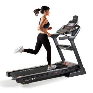Sole Fitness F63 Home Use Treadmill 3HP DC Product Gallery 2