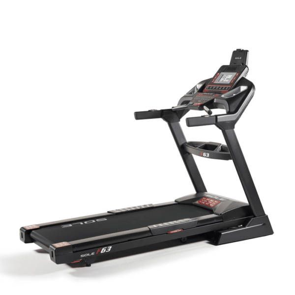 Sole Fitness F63 Home Use Treadmill 3HP DC Product Image