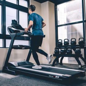 Sole Fitness F85 Treadmill Gallery Image 2