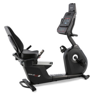 Sole Fitness LCR Light Commercial Recumbent Bike Product Image