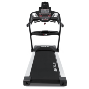 Sole Fitness S77 Light Commercial Treadmill 4HP DC Product Gallery 2