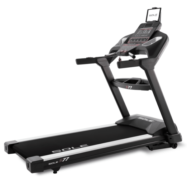 Sole Fitness S77 Light Commercial Treadmill 4HP DC Product Image