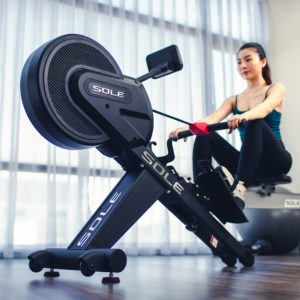 Sole Fitness SR500 Rower Gallery Image 2