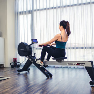 Sole Fitness SR500 Rower Gallery Image 3