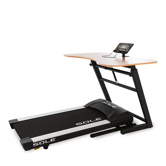 Sole Fitness TD80 Desk Treadmill Product Image