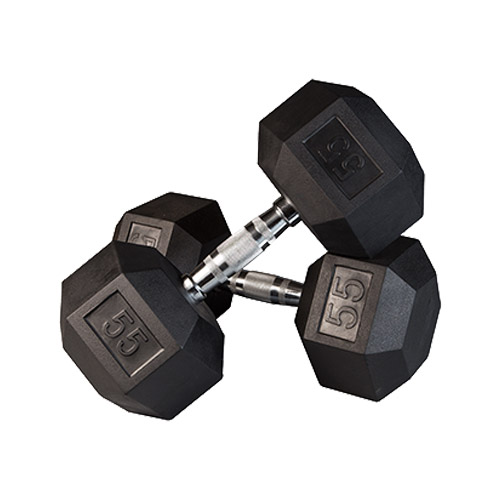 Hex-Dumbbells