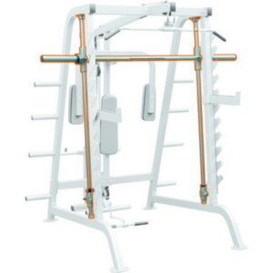 Impulse IF Half Cage Smith Attachment Product Image