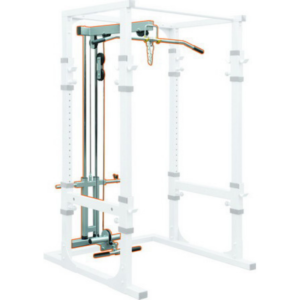 Impulse IF Power Cage Lat Attachment Product Image