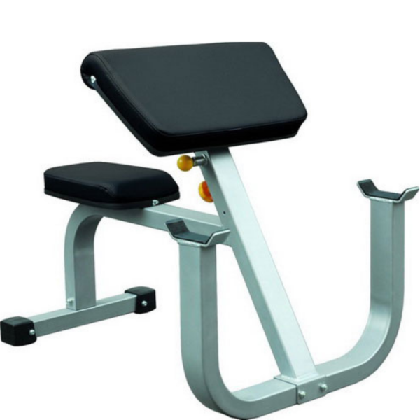 Impulse IF Seated Preacher Curl Product Image