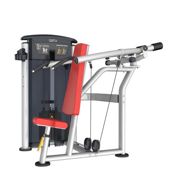 Impulse IT95 Shoulder Press - 200lbs