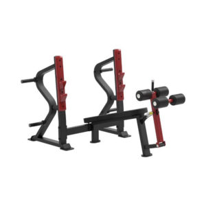 Impulse SL Decline Bench Press