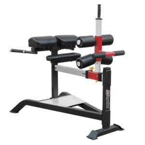 Impulse SL Glute Ham Bench