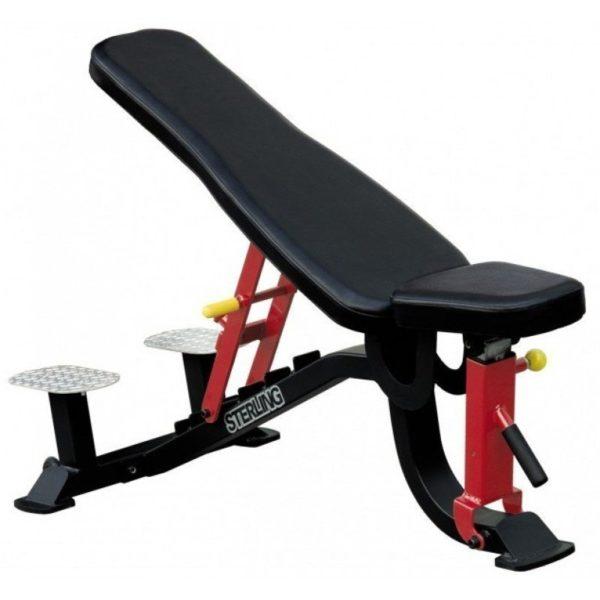 Impulse SL Multi Adjustable Bench with Foot Piece