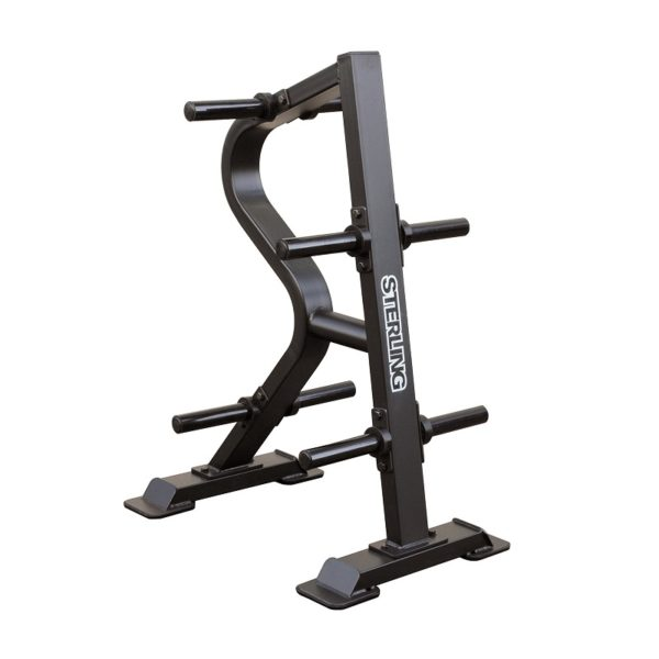Impulse SL Weight Plate Rack