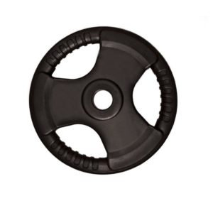 Matt - Olympic Rubber Tri Grip Weight Plate 2.5kg