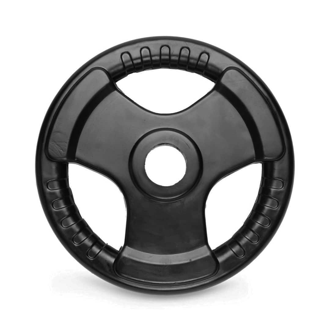 Tri Grip Rubber Weight Plate Product Picture