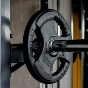 Tri-grip Rubber Weight Plates Gallery Image 1