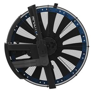 hb005 front wheel blade illustration