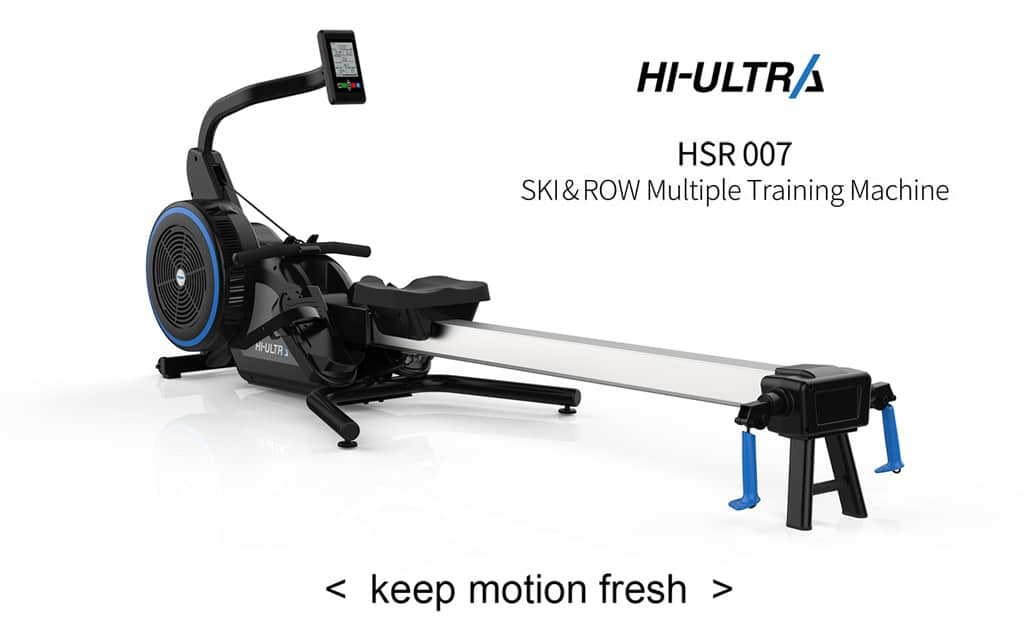 Picture showing hsr007 rowing machine