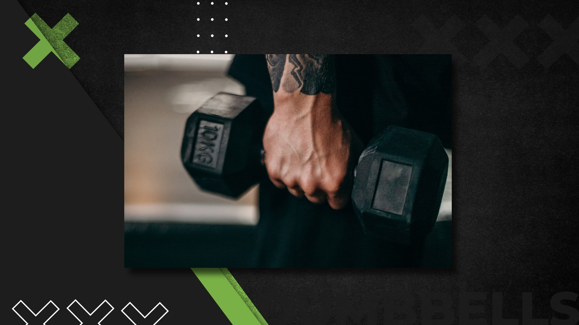 Free Weights Main Website Banner