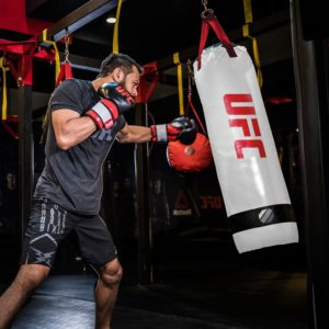 UFC MMA Standard Heavy Bag White Gallery Image 1