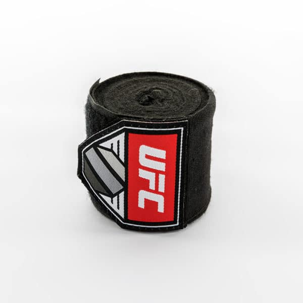 UFC Contender 180 Black Hand Wraps Product Image