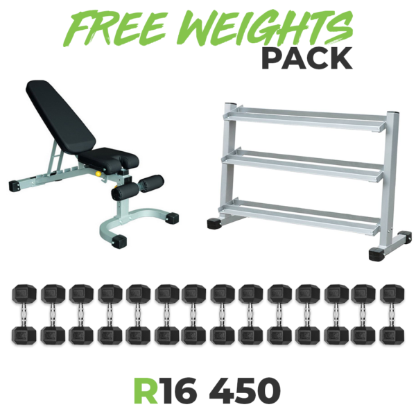 Free Weight Pack product image