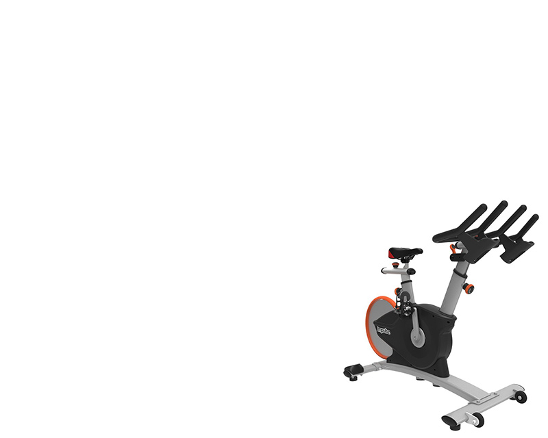 Commercial Use Spin Bike for Category