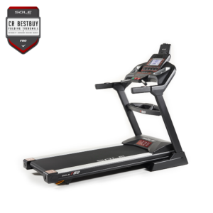 Sole Fitness F80 Treadmill Product Image